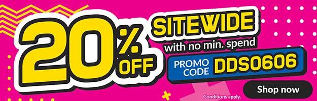 DDS Promocode