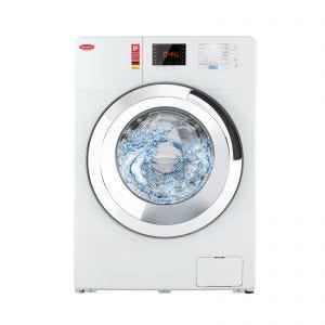 EUROPACE EFW5850S (WHITE) FRONT LOAD WASHER (8.5KG)