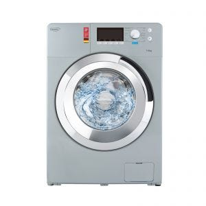 EUROPACE EFW7850S (SILVER) FRONT LOAD WASHER (8.5KG)