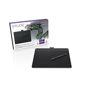 WACOM WCM-CTL-490-W0 INTUOS DRAW WHITE WITH PEN - SMALL