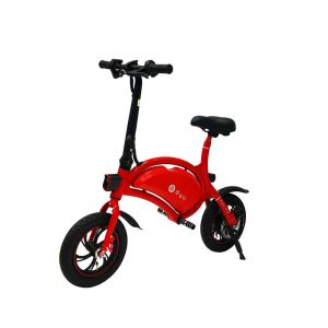 MOBOT DYU D1 (RED/6AH) ELECTRIC SCOOTER