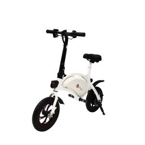MOBOT DYU D1 (WHITE/6AH) ELECTRIC SCOOTER