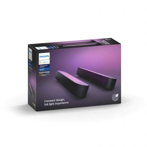 PHILIPS 915005733901 HUE PLAY DOUBLE PACK (BLACK)