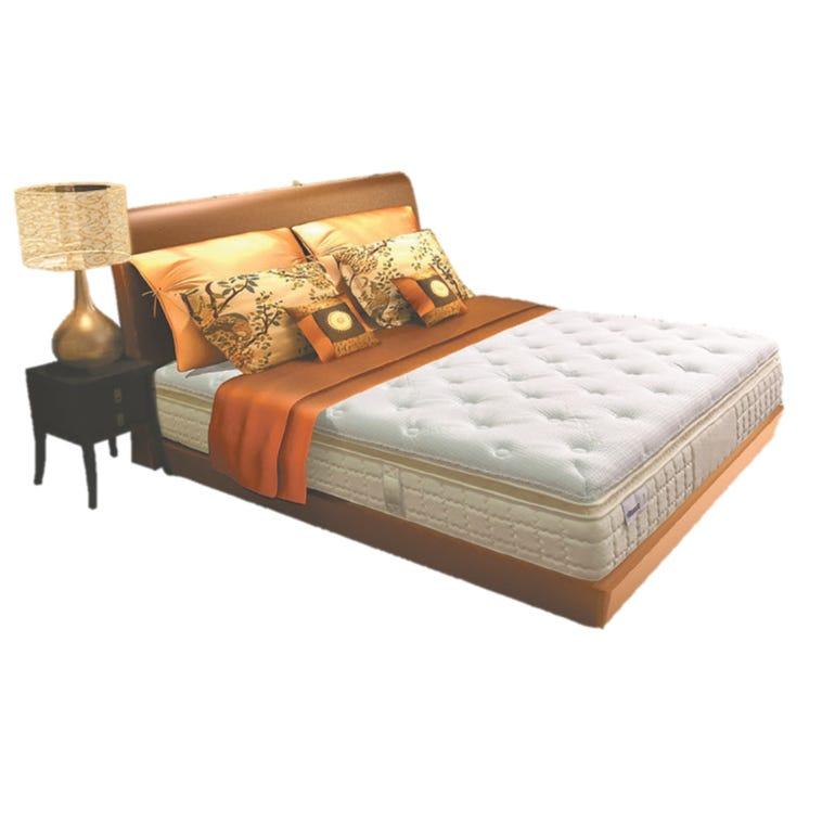 Dunlopillo Princeton Queen Size Mattress, Sleigh Bed Queen Size Mattress