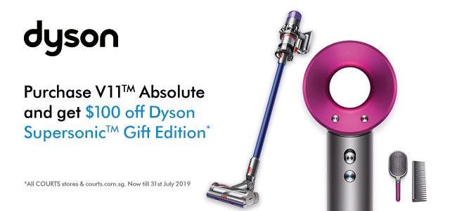 Dyson V11 Promotion