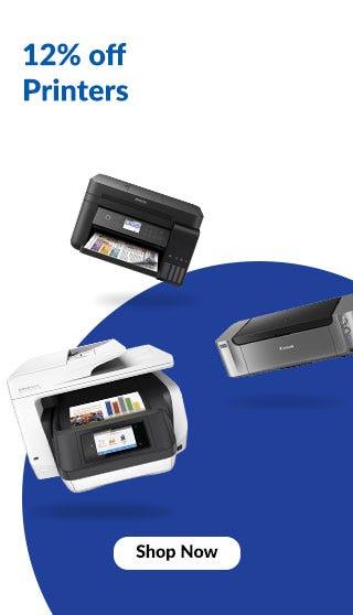 Widget Banner - Printers