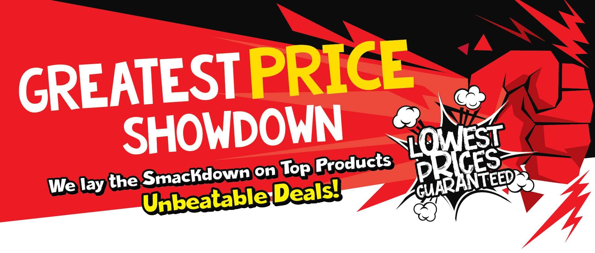 Greatest Price Showdown