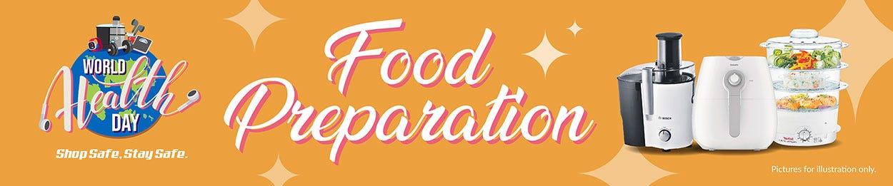 Food Preparation | World Health Day