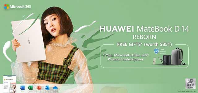 Huawei Matebook14 Preorder