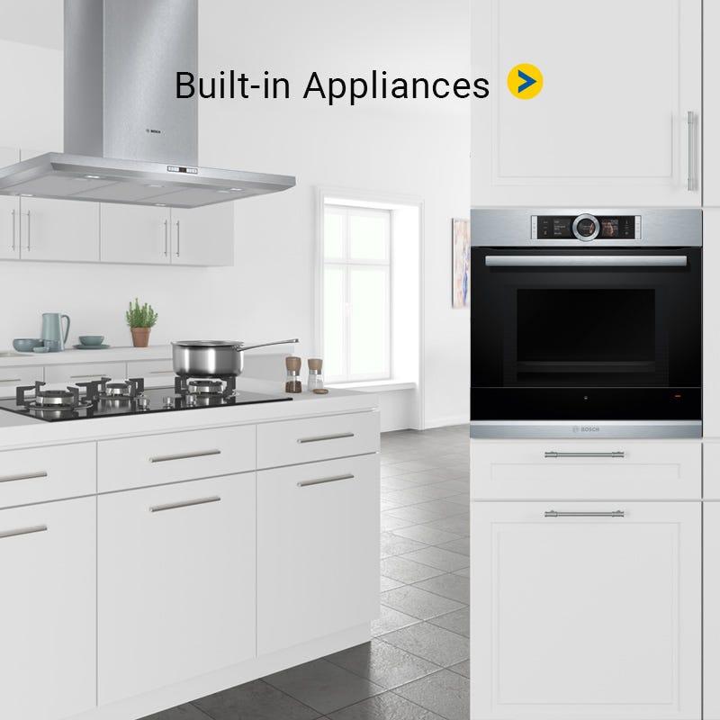 Shop Bosch - Built-in Appliances
