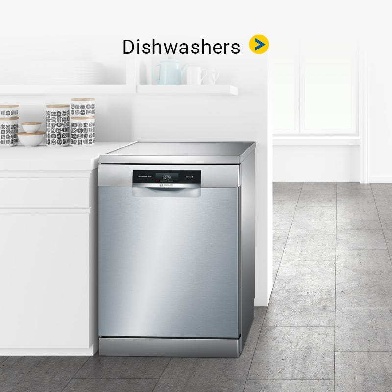 Shop Bosch Dishwashers