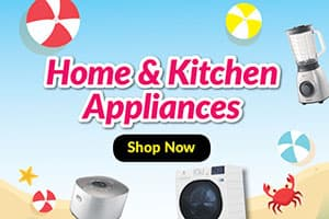 Great Singapore Sale Home Kitchen Highlight Banner