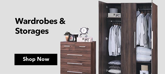 Wardrobes & Storages