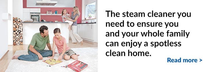 Karcher Steam Cleaner Mega Menu Banner