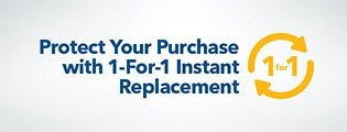Fan 1 for 1 instant replacement