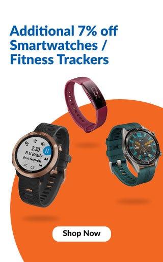 Widget Banner - Smart Watches