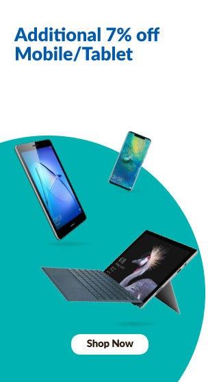 Widget Banner - Mobile Phone Tablet