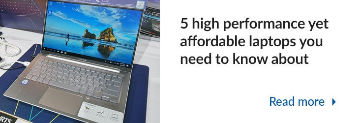 5 high performance yet affordable laptops Mega Menu Banner