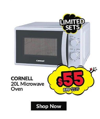 Cornell Mivrowave Oven