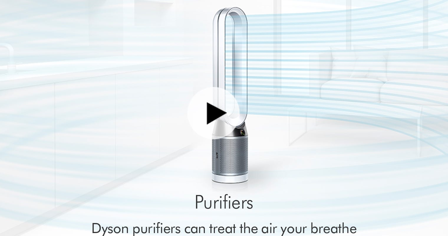 Dyson Purifier Video