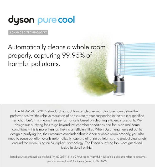 Dyson Pure Cool - Purifier fan