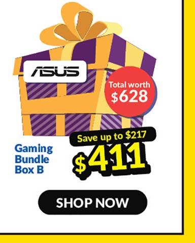 Gaming Bundle Box b