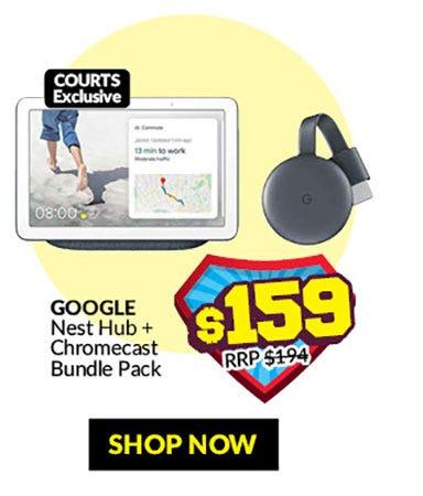 Google Nest Chromecast bundle