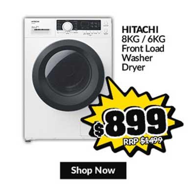 Hitachi Washer