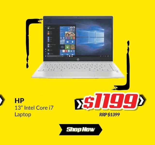 HP 13in laptop