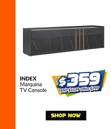 INDEX MARQUINA TV CONSOLE