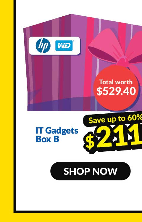 IT Gadget Box B
