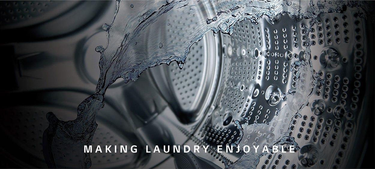 Making Laundry Enjoyable