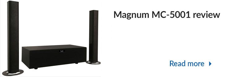 Magnum Soundbar Review Mega Menu Banner
