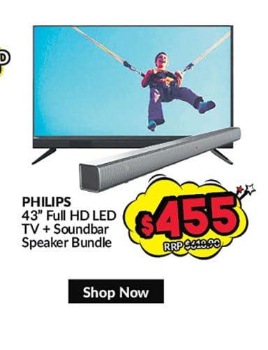Philips TV Bundle