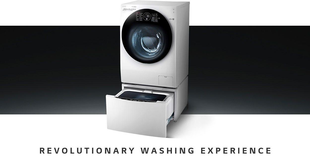 Revolutionary Washing Experience