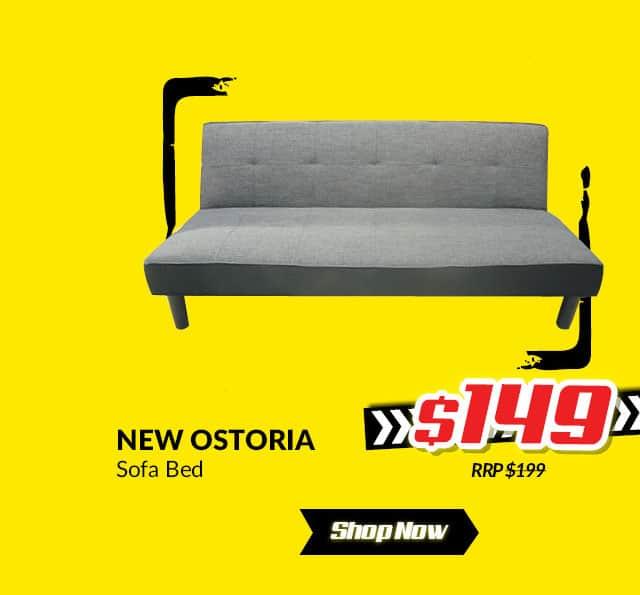 New Ostoria sofa Bed