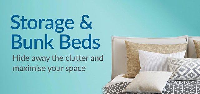 storage & bunk bed