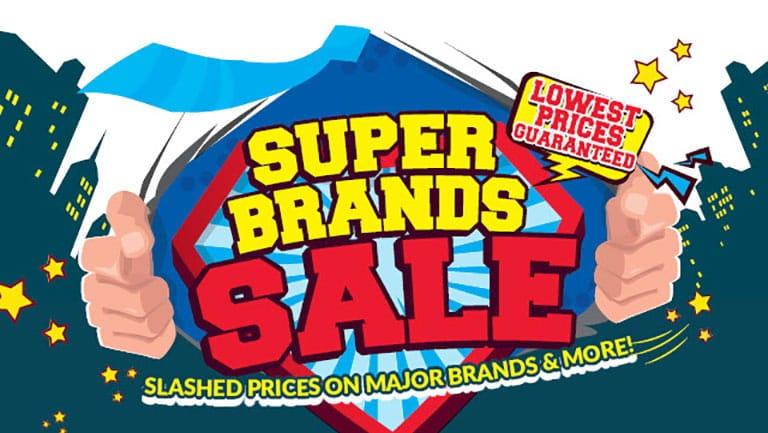 Super Brand Sale